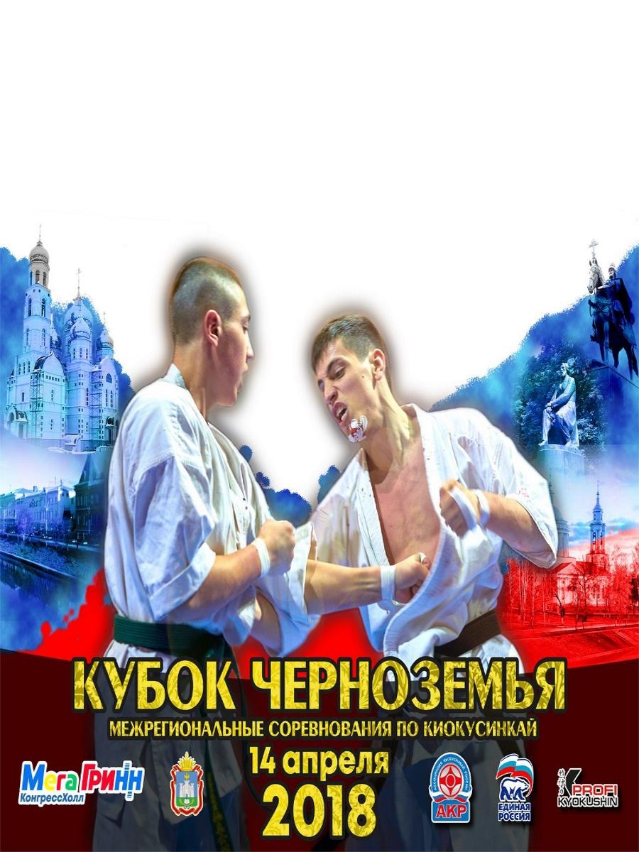 Межрегиональные соревнования по Киокусинкай каратэ «Кубок Черноземья»
