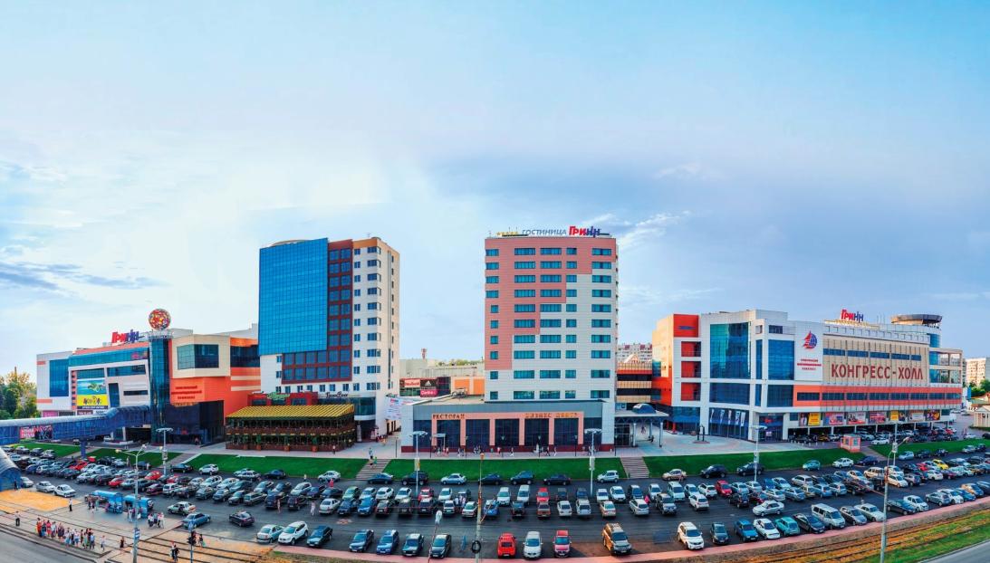100 лучших офисных и торговых центров России